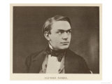 Alfred Nobel Swedish Inventor Manufacturer and Prize-Giver Aged About 30