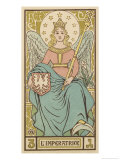 Tarot: 3 L'Imperatrice  The Empress