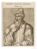 "Salah Ad-Din Yusuf Ibn Ayyub Ka ""Saladin"" Muslim Sultan of Egypt and Syria"