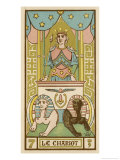 Tarot: 7 Le Chariot