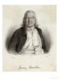 Jeremy Bentham Philosopher and Economist