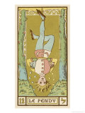 Tarot: 12 Le Pendu  The Hanged Man