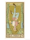 Tarot: 12 Le Pendu  The Hanged Man
