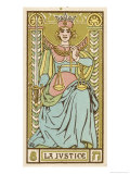 Tarot: 8 La Justice