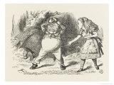Alice and Tweedledum