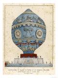Montgolfier Ist Manned