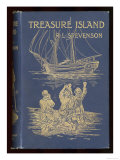 Treasure Island  Cover of the 1899 Edition