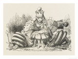 Alice with the Sleeping Queens