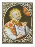 Ignatius Loyola Spanish Saint Founder of the Jesuit Order
