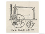 William Murdoch&#39;s Locomotive Engine