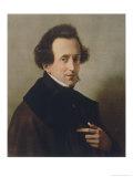 Felix Mendelssohn Composer in 1835