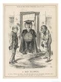 Bad Example  Disraeli and Gladstone at Loggerheads