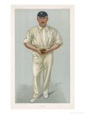 George Hirst Yorkshire Cricketer