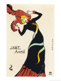 Jane Avril Posters and Prints at Art.