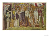 Empress Theodora Wife of Justinian