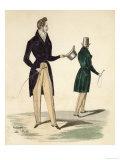 Doffing Top Hat 1834