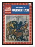 "The Cover of the ""L'Assassinat du Courrier de Lyon"""