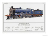 Caledonian Railway Express Loco No 903