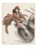 Flapper on the Pillion