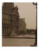 Rain  The Louvre