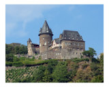 Rhine River Castle Stahleck