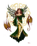 Celtic Faery of Spring