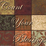 Words to Live By  Count Your Blessings