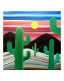 Cactus Sun