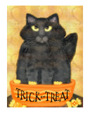 Hallowe'en Trick or Treat Cat