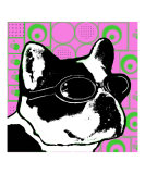 Pink Boston Pop Art