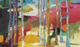 Spring Forest I Reproduction pour collectionneurs par Barbara Rainforth