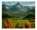 San Juan Range in Colorado
