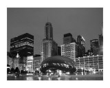 Chicago  Black &White
