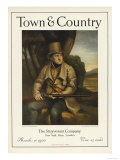 Town &amp; Country  March 1st  1920