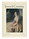 Town &amp; Country  March 1st  1917