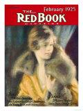 Redbook  February 1925