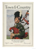 Town &amp; Country  April 1st  1919