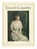 Town &amp; Country  January 20th  1917