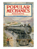 Popular Mechanics  July 1923