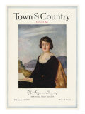 Town &amp; Country  February 15th  1922