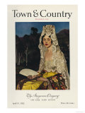 Town & Country  April 15th  1923