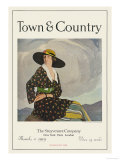 Town &amp; Country  March 1st  1919
