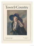 Town &amp; Country  May 1st  1917