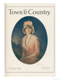 Town & Country  July 10th  1917