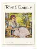 Town &amp; Country  February 10th  1918