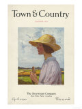 Town &amp; Country  April 1st  1923