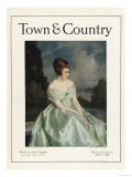 Town &amp; Country  February 1st  1918