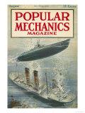 Popular Mechanics  August 1917