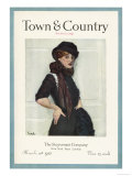 Town & Country  March 15th  1922