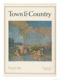 Town &amp; Country  July 20th  1916
